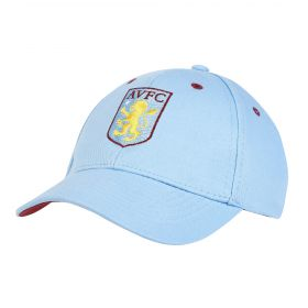 Aston Villa Classic Cap - Sky Blue - Junior