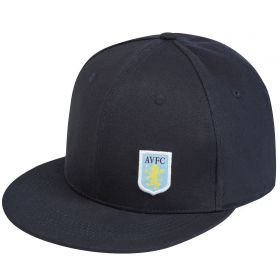 Aston Villa Mini Patch Snapback - Navy - Adult