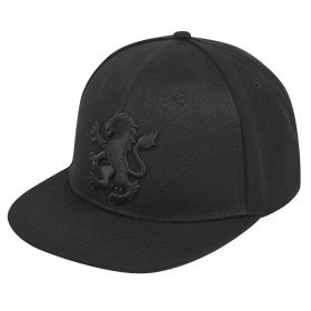 Aston Villa Tonal Lion Snapback - Black - Adult