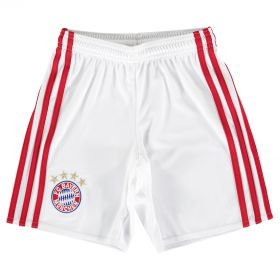 Bayern Munich Home Shorts 2016-17 - Kids
