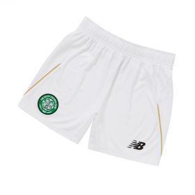 Celtic Home Shorts 2016-17 - Kids