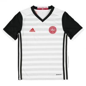 Denmark Away Shirt 2016 - Kids