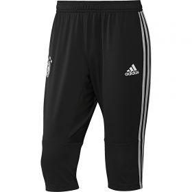 Germany Training 3/4 Pant - Black