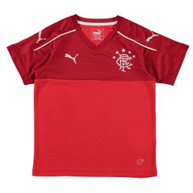 Glasgow Rangers Away Shirt 2017-18 - Kids