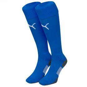 Italy Home Socks 2016 Blue