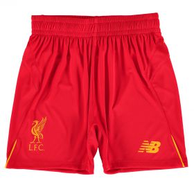 Liverpool Home Shorts 2016-17 - Kids