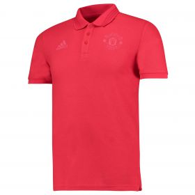 Manchester United Polo - Red