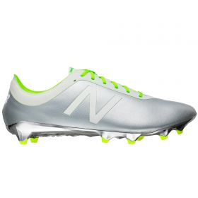 New Balance Furon 2 Hydra LE Firm Ground Football Boots - Silver Mink/White