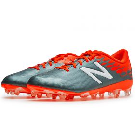 New Balance Visaro 2 Control Firm Ground Football Boots - Typhoon - Kids