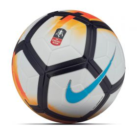 Nike FA Cup Ordem V Official Match Football - White
