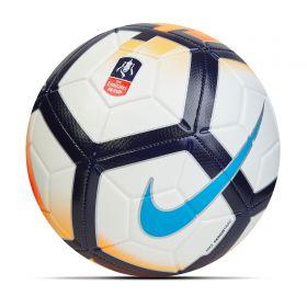 Nike FA Cup Strike Football - White