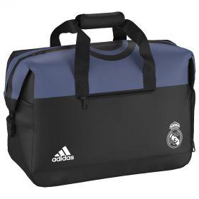 Real Madrid Weekend Bag - Black