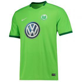 VfL Wolfsburg Home Shirt 2016-17