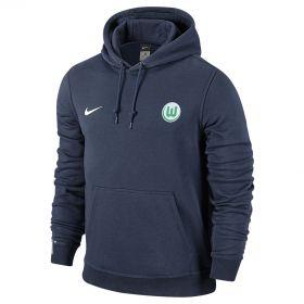 VfL Wolfsburg Hoodie - Blue - Kids