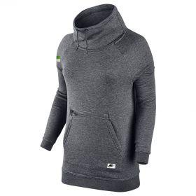 VfL Wolfsburg Hoodie - Grey - Womens