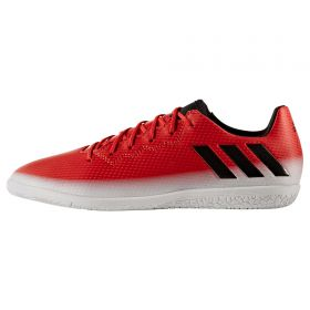 adidas Messi 16.3 Indoor Trainers - Red/Core Black/White - Kids