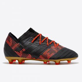 adidas Nemeziz 17.2 Firm Ground Football Boots - Black