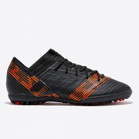 adidas Nemeziz Tango 17.3 Astroturf Trainers - Black