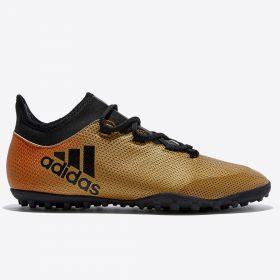 adidas X Tango 17.3 Astroturf Trainers - Gold