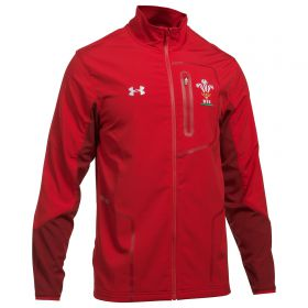 Wales Presentation Jacket - Red
