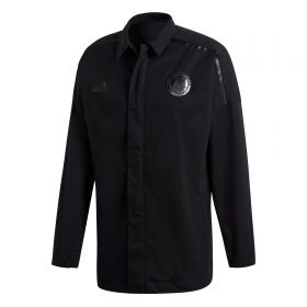 Colombia ZNE Woven Anthem Jacket - Black