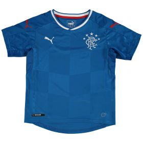 Glasgow Rangers Home Shirt 2016-17- Kids