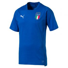 Italy Casuals T-Shirt - Blue