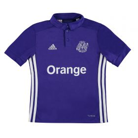 Olympique de Marseille Third Shirt 2017-18 - Kids with Cagnon 1 printing