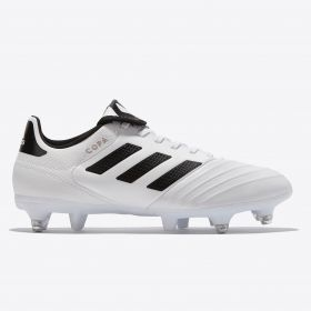adidas Copa 18.3 Soft Ground Football Boots - White