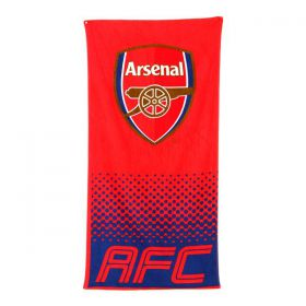 Кърпа ARSENAL Beach Towel FA