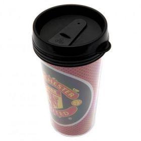 Чаша MANCHESTER UNITED Plastic Travel Mug