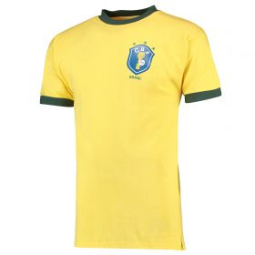 Brazil 1982 World Cup Finals Shirt