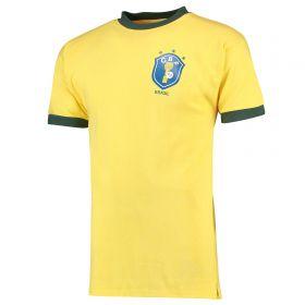 Brazil 1982 World Cup Finals Shirt