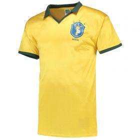 Brazil 1986 World Cup Finals Shirt