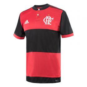 CR Flamengo Home Shirt 2017-18