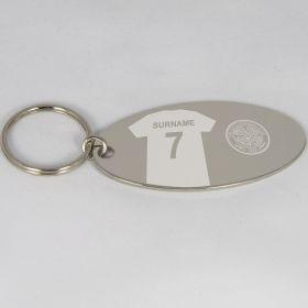 Celtic Personalised Keyring