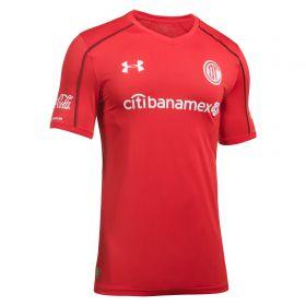 Deportivo Toluca Home Shirt 2017-18