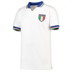 Italy 1982 World Cup Finals Away Shirt