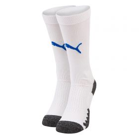 Italy Training Socks - White