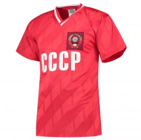 Soviet Union 1986 World Cup Finals Home Shirt