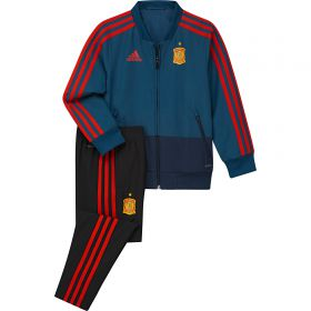 Spain Training Presentation Suit - Blue - Infants