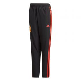 Spain Training Woven Pant - Black - Kids