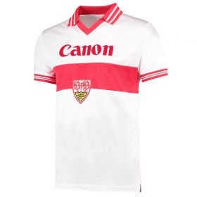 VFB Stuttgart 1980 Home Shirt