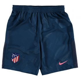 Atlético de Madrid Third Stadium Shorts 2017-18 - Kids