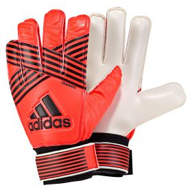 adidas Ace Training Goalkeeper Gloves - Solar Red/Core Black/Onix