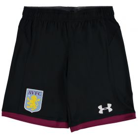 Aston Villa Away Shorts 2017-18 - Kids