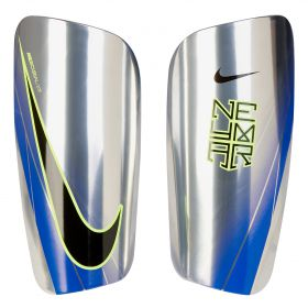 Nike Neymar Mercurial Lite Football Shin Guards - Chrome