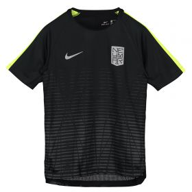 Nike Neymar Squad Training Top - Black - Kids