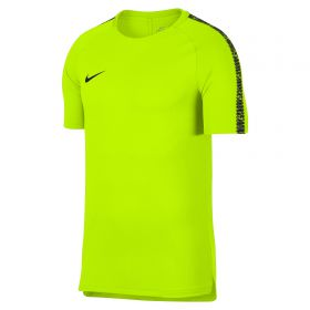 Nike Neymar Squad Training Top - Volt - Kids