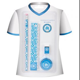 Olympique de Marseille Stationery Kit Set